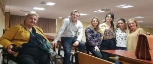 La Liga de La Leche en la Facultad de Medicina de Málaga 2