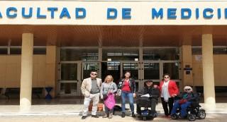 La Liga de La Leche en la Facultad de Medicina de Málaga 4